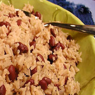 Rice and Peas Recipe