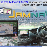Now available! JAMNAV GPS navigation system for Jamaica :-)