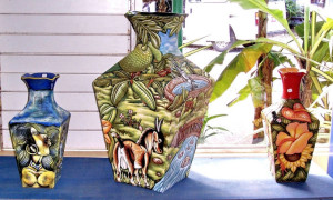 Wassi Art Pottery Jamaica