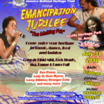 Big Emancipation Jubilee! | Tomorrow at Seville Heritage Park | Etana, George Nooks, etc