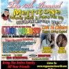 Merritone Family Funday flyer