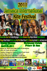 Jamaica International Kite Festival 2011