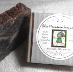 Blue Mountain Mocha soap