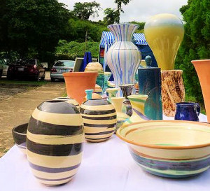 Jamaican arts and craft fair