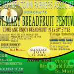 St. Mary Breadfruit Festival | Sunday, July 15, 2012