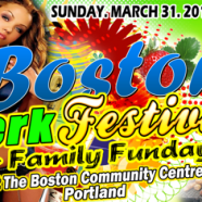 Boston Jerk Fest | Portland Jamaica | Sunday, March 31