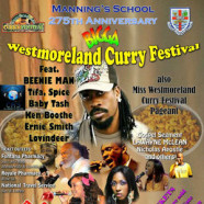 Westmoreland Curry Festival 2013 | Jamaica | Sunday, April 28
