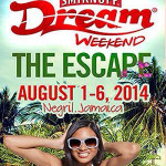 Enjoy Smirnoff Dream Weekend 2014 in Negril Jamaica August 1-6