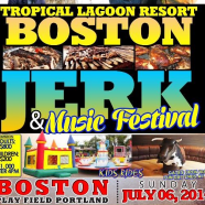 Portland Jerk Festival now Boston Jerk & Music Festival 2014