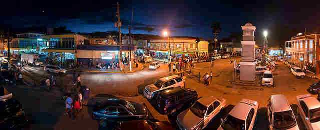 Port Antonio Jamaica Grand Market